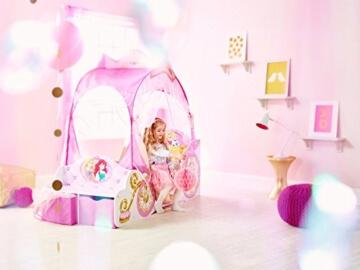Perfekt Disney Princess Kutsche Bett Für Kleinkinder Mit Aufbewahrungsschublade
