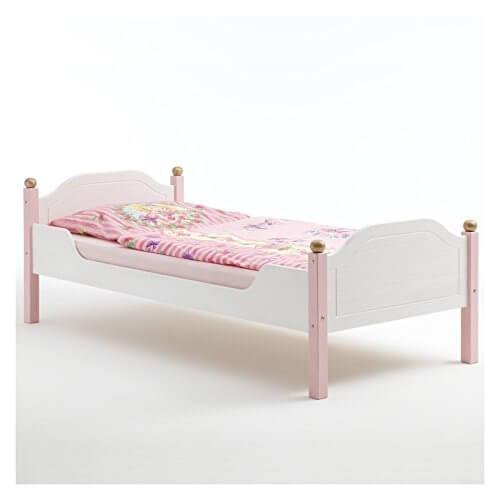 einzelbett kinderbett m dchenbett bett isabella im test 2019. Black Bedroom Furniture Sets. Home Design Ideas