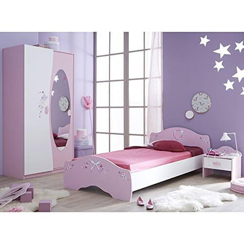 jugendbett ava prinzessin bett prinzessin. Black Bedroom Furniture Sets. Home Design Ideas