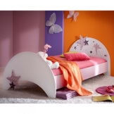 Jugendbett Sternchen Prinzessin Bett