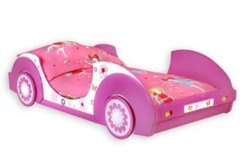 Prinzessin Autobett Mädchen Butterfly