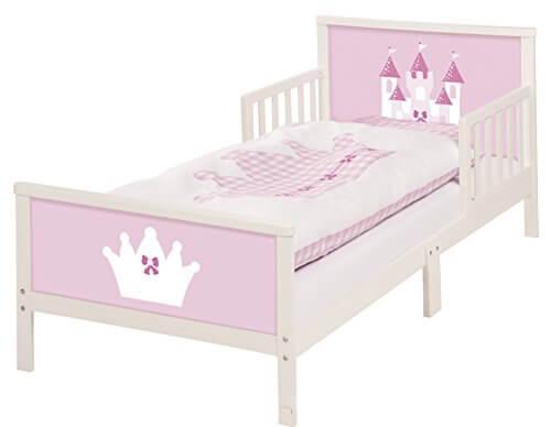 roba 20330 toddler komplettbett prinzessin bett castle im vergleich 2019. Black Bedroom Furniture Sets. Home Design Ideas