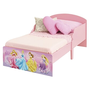 worlds apart disney princess cosytime kinderbett 454dpi01em im vergleich 2018. Black Bedroom Furniture Sets. Home Design Ideas