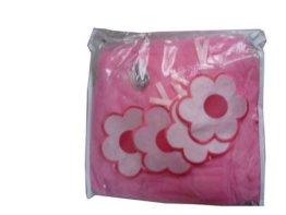 Kinder-Prinzessin Blumenbeet Baldachin mit Geschenktüte